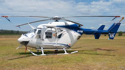 VH-FHB - MBB-Kawasaki BK117B-2 - Helitrek