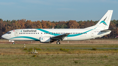 TC-TLD - Boeing 737-4Q8 - Tailwind Airlines