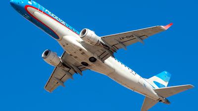 LV-CHS - Embraer 190-100IGW - Aerolíneas Argentinas
