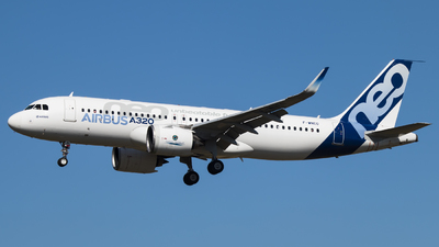 F-WNEO - Airbus A320-271N - Airbus Industrie