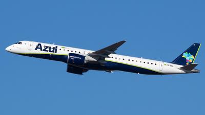 A picture of PSAEB - Embraer E195E2 - Azul Linhas Aereas - © Renato Oliveira