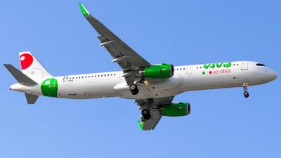 XA-VBN - Airbus A321-231 - VivaAerobus