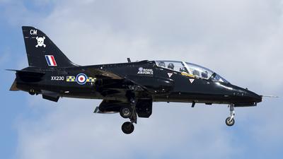 XX230 - British Aerospace Hawk T.1A - United Kingdom - Royal Air Force (RAF)