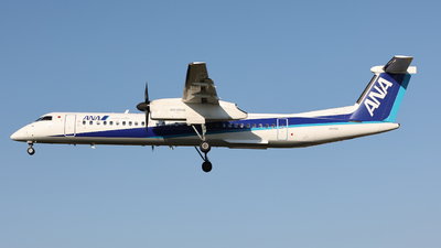 JA855A - Bombardier Dash 8-Q402 - ANA Wings