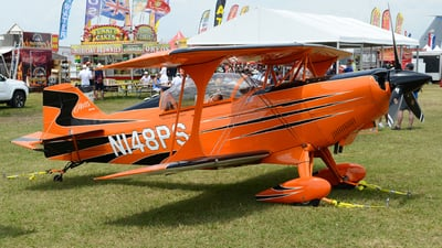 N148PS - Aviat S-2C Pitts Special - Private