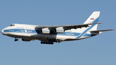 RA-82044 - Antonov An-124-100 Ruslan - Volga Dnepr Airlines
