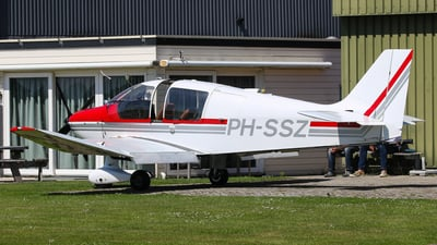 PH-SSZ - Robin DR400/180 Régent - Private