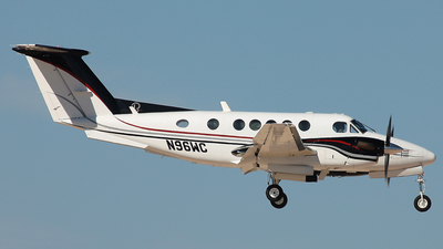 N96WC - Beechcraft B200 Super King Air - Private