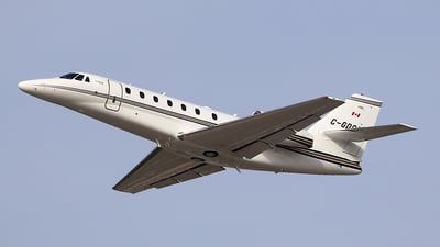 C-GDCP - Cessna 680 Citation Sovereign - Private