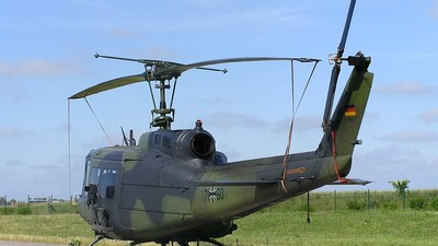 71-60 - Bell UH-1D Iroquois - Germany - Air Force