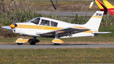 ZK-DGI - Piper PA-28-140 Cherokee - Private