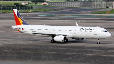 RP-C9906 - Airbus A321-231 - Philippine Airlines