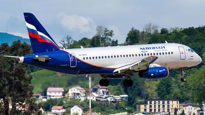 A picture of RA89123 - Sukhoi Superjet 10095B - Aeroflot - © Alexander Lebedev