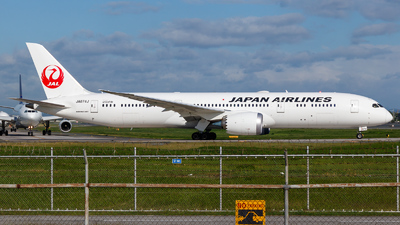 JA874J - Boeing 787-9 Dreamliner - Japan Airlines (JAL)