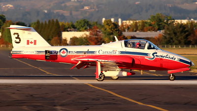 114009 - Canadair CT-114 Tutor - Canada - Royal Canadian Air Force (RCAF)