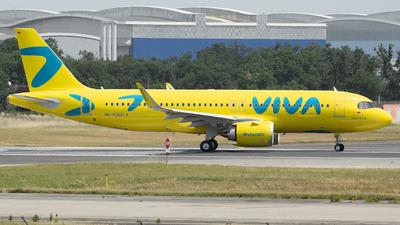 HK-5366-X - Airbus A320-251N - Viva Air Colombia