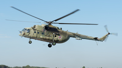 RF-94989 - Mil Mi-8MTV Hip - Russia - Air Force