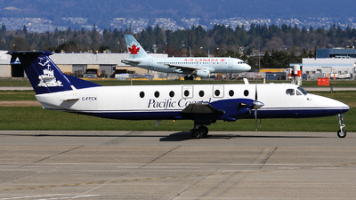 C-FPCX - Beech 1900C - Pacific Coastal Airlines