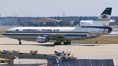 N188AT - Lockheed L-1011-50 Tristar - American Trans Air (ATA)