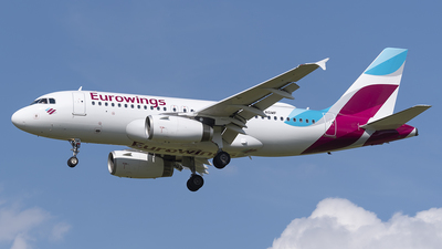 A picture of DAGWF - Airbus A319132 - Eurowings - © DesertWolf