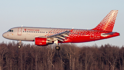 VP-BQK - Airbus A319-111 - Rossiya Airlines