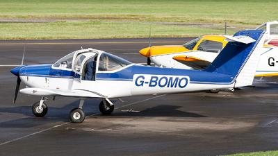 A picture of GBOMO - Piper PA38112 - [3881A0161] - © mark p
