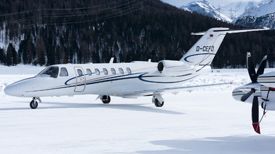D-CEFD - Cessna 525B CitationJet 3 - E-Aviation