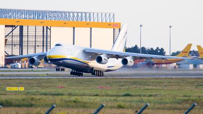 UR-82072 - Antonov An-124-100-150 Ruslan - Antonov Airlines