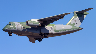 A picture of FAB2854 - Embraer KC390 -  - © Alessandro Iglesias