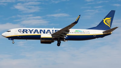 EI-EMO - Boeing 737-8AS - Ryanair