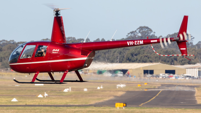 VH-ZZM - Robinson R44 Raven II - Helicopter Transport & Training