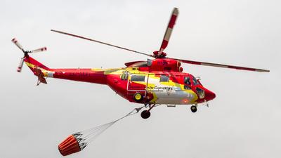 EC-MJH - PZL-Swidnik W3A Sokol - Hispánica de Aviación