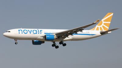 SE-RBG - Airbus A330-223 - Novair