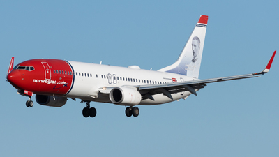 A picture of SERRX - Boeing 7378JP - [39019] - © Rickard Andersson
