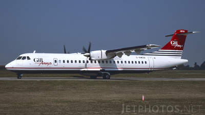 G-BWDB - ATR 72-202 - Gill Airways