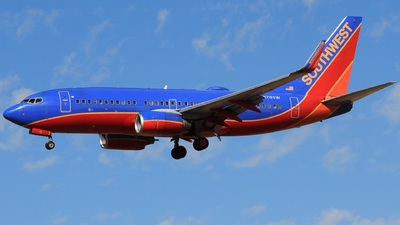 N719SW - Boeing 737-7H4 - Southwest Airlines