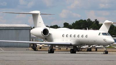 N169SD - Gulfstream G550 - Private