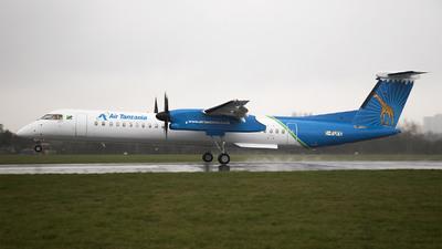 C-FUFC - Bombardier Dash 8-Q402 - Air Tanzania