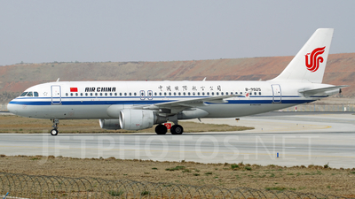 B-9925 - Airbus A320-214 - Air China