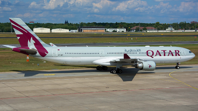 A7-AEF - Airbus A330-302 - Qatar Airways