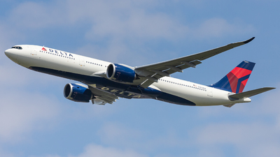 N409DX - Airbus A330-941 - Delta Air Lines