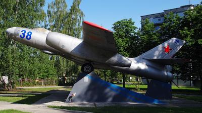 38 - Ilyushin IL-28 Beagle - Soviet Union - Air Force