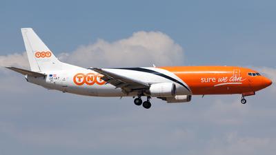 OE-IAT - Boeing 737-4M0(SF) - TNT Airways