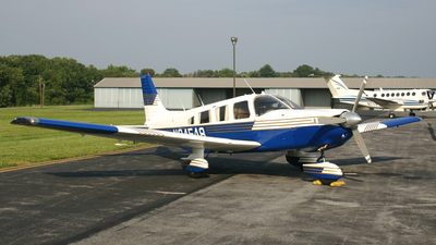 N84548 - Piper PA-32-300 Cherokee Six - Private