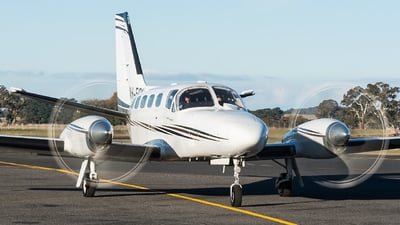 A picture of VHEQU - Cessna 441 Conquest - [4410035] - © Jayden Laing