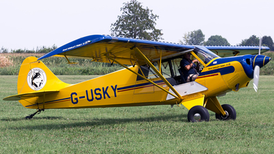 G-USKY - Aviat A-1B Husky - Private