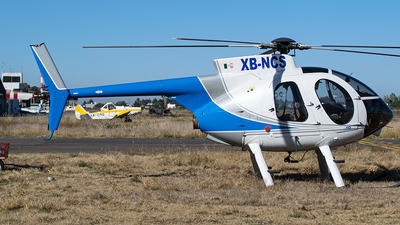 XB-NCS - MD Helicopters 369FF - Private