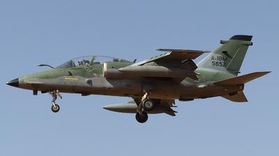 FAB5652 - Alenia/Aermacchi/Embraer AMX A-1M - Brazil - Air Force