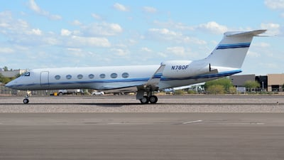 N780F - Gulfstream G550 - Private