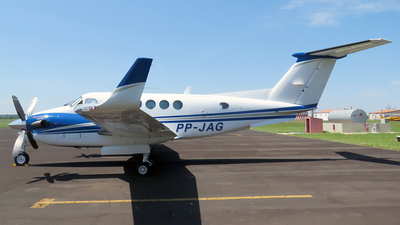 A picture of PPJAG - Beech B200GT Super King Air - [BY085] - © wellington francisco